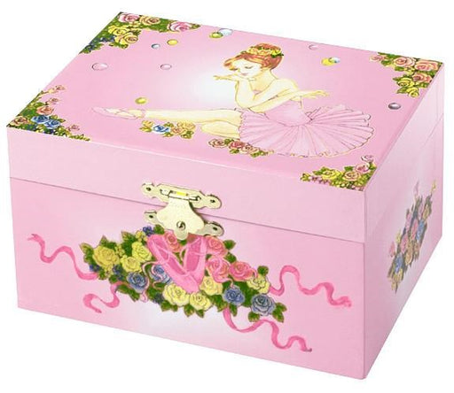 Music Box Ballerina In Pink Tutu - Ballerina (7037074565)