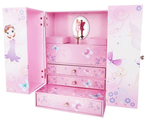 Musical Cabinet Fairy - Parma - Figurine Fairy (5696701956248)