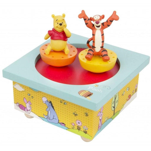 Musical Dancing Winnie the Pooh & Tiger (301721255965)
