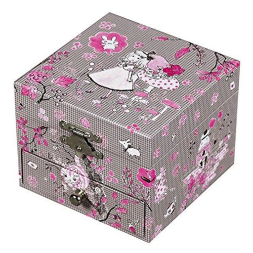 Musical Jewellery Box Alice (290182463517)