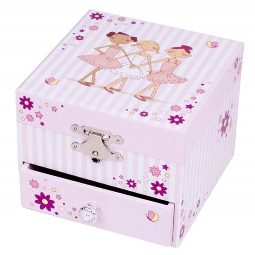 Musical Jewellery Box Ballerina (7037073733)