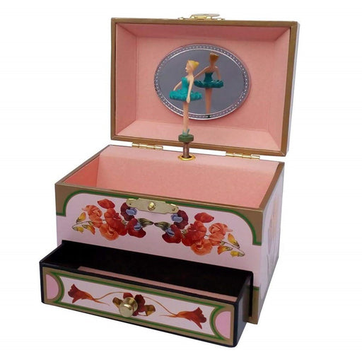 Musical Jewellery Box Botanical (301614465053)