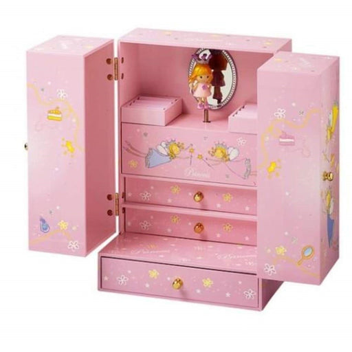 Musical Jewellery Cabinet Princess (301683507229)