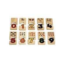 Number Tray Jigsaw