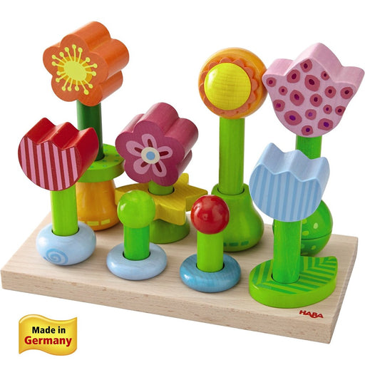 Haba 301551 Pegging Game Flower Garden (7037079173)