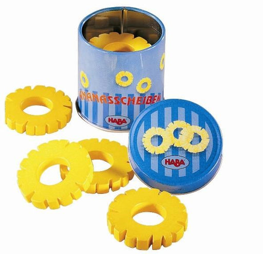 Haba 1411 Pineapple Rings in a Tin (7036652613)