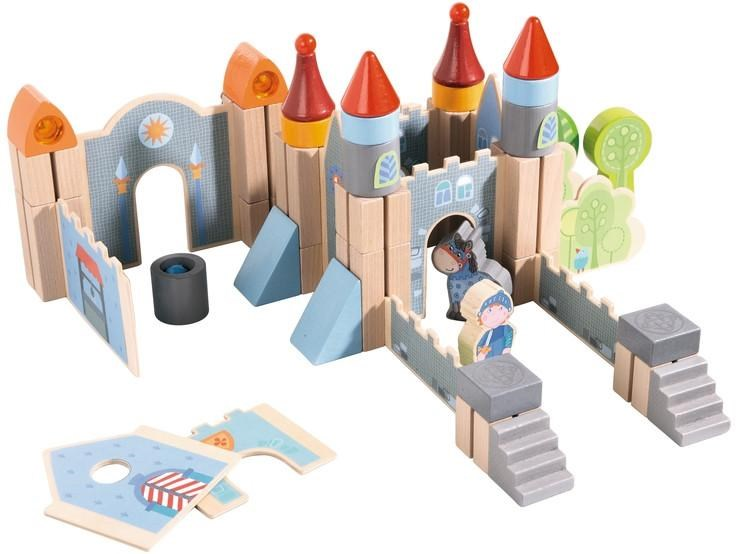 Haba 301140 Play Blocks Big Knight's Castle (7037110469)