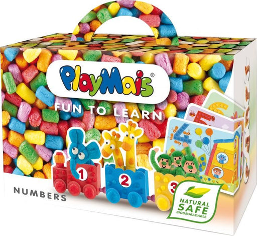 Playmais Fun to Learn Numbers (7037050117)
