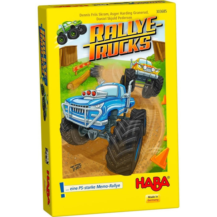 Haba 303685 Rally Trucks