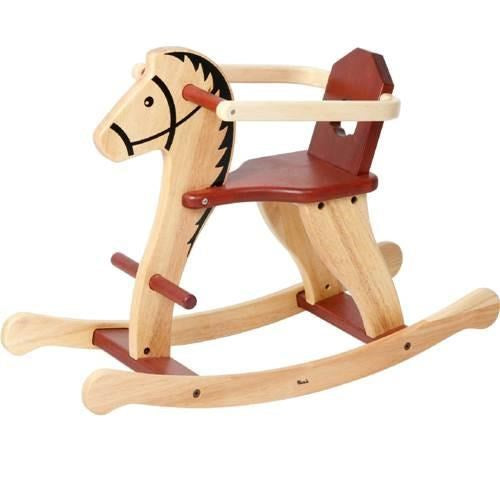Rocking Horse with child guard (7036699909)