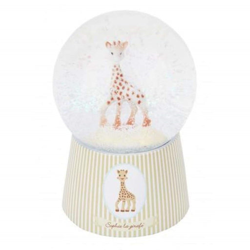 Snow Globe with Music Sophie The Giraffe (301715685405)