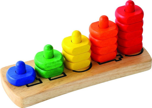 Stacking Toy Rainbow Numbers (8683980229)