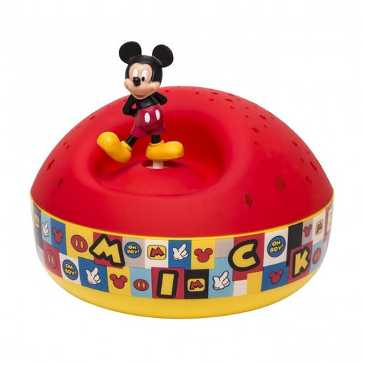 Trousselier 5200 Star Projector With Music Mickey - 12 CM (5696702677144)