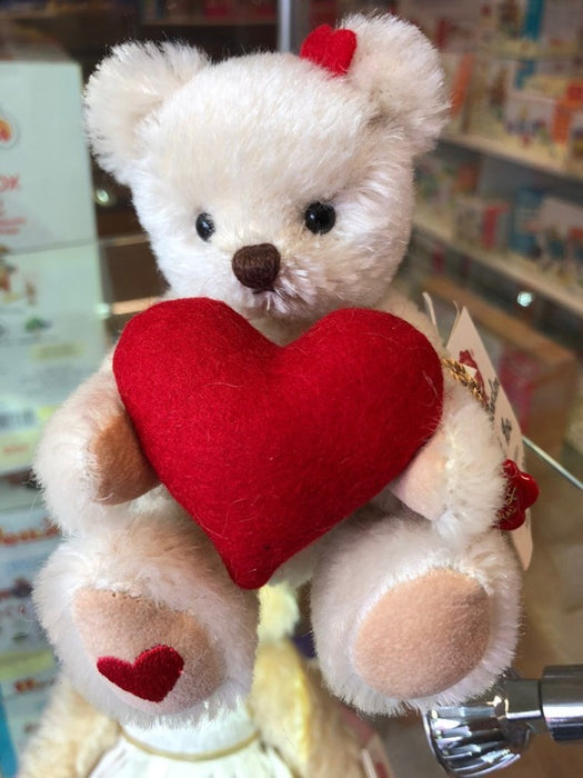 Teddy Bear with Heart 15cm (785217126490)