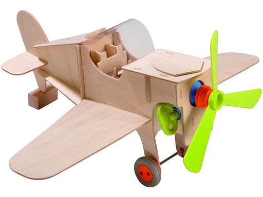 Haba 7712 Terra Kids Airplane Constraction Set (7037057093)