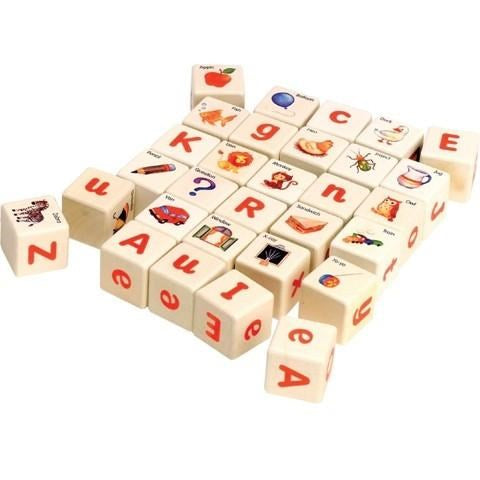 Wooden Alphabet Blocks (7036876357)
