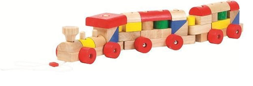Wooden Express Train (7036923717)