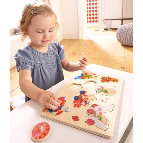Haba 301963 Clutching Puzzle My first toys (8681372933)