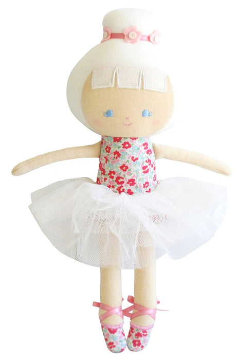 L&L Baby Ballerina Doll - Sweet Floral (6301388734638)