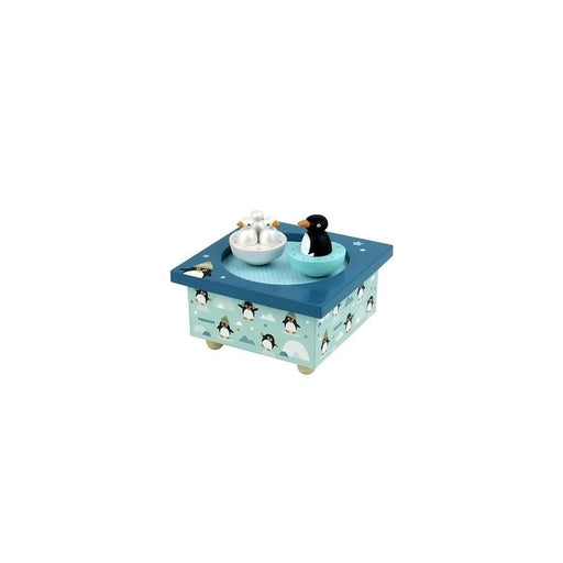 Trousselier TRS95008 Dancing Music Box Penguin (5696706740376)