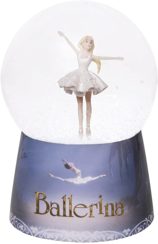 Trousselier TRS98111 Night Light Snow Globe with Music Ballerina Leap© - Batteries included (5696707133592)