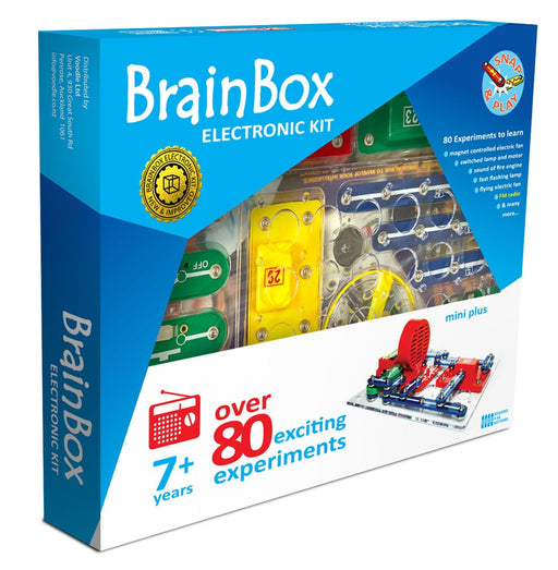 Brain Box BMINIPLUS Mini Plus with FM Radio (6591837536430)