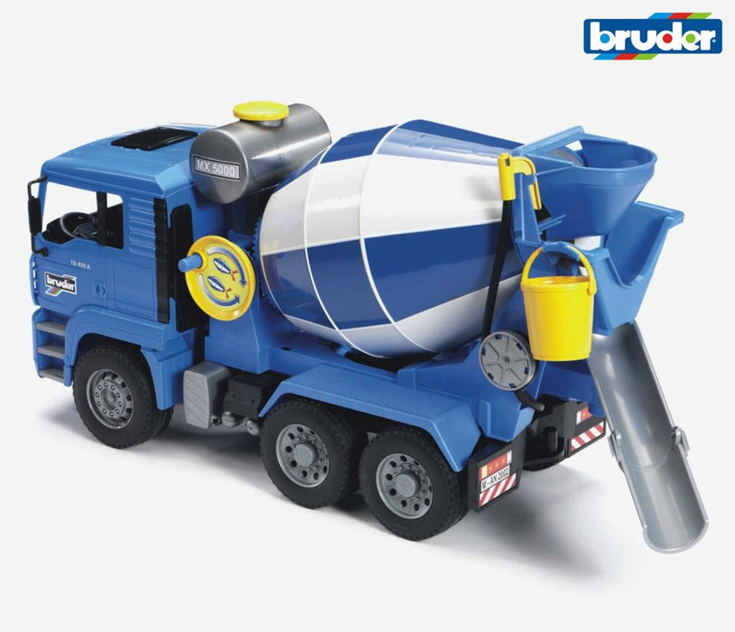 Bruder 2744 MAN TGA Cement Mixer (786289000538)