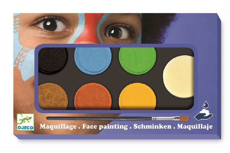 Djeco D09230 Nature Pallete Maquillage