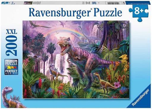 Ravensburger 12892 King of The Dinosaurs 200 Piece Puzzle for Kids (5535648186520)