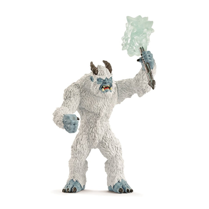 Schleich 42448 -  Ice Monster with Weapon (5505724154008)
