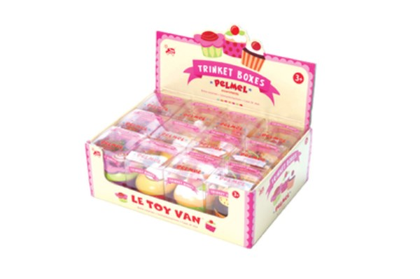 Le Toy Van TV800 Trinket Boxes CDU12! (6591832653998)