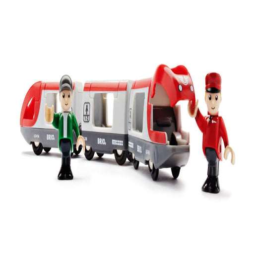 BRIO Train 33505 - Travel Train, 5 pieces (5505691451544)