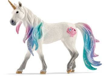 Schleich 70570 -  Sea Unicorn Mare (5505721335960)