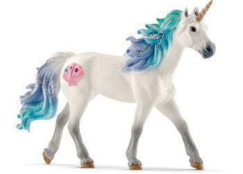Schleich 70571 -  Sea Unicorn Stallion (5505721434264)