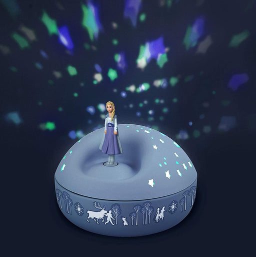 Trousselier TRS5004 Night Light - Star Projector with Music Elsa - Frozen© - 12 Cm - Batteries included (5696703266968)