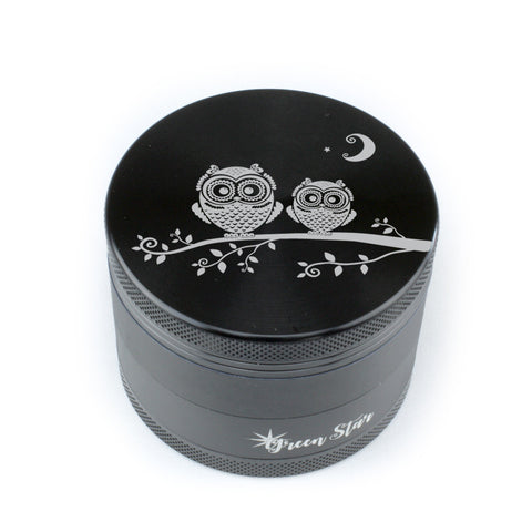 Double Owl Herb Grinder