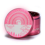 Mountain Mandala Herb Grinder