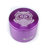 Single Owl Herb Grinder
