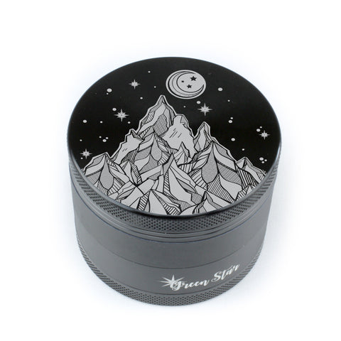 Starry Night Mountain Herb Grinder