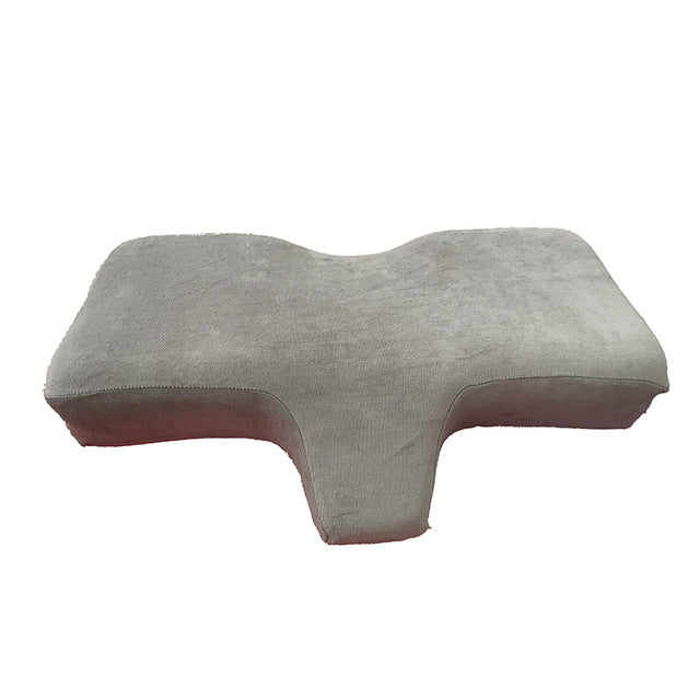 SPECIAL - Memory foam eyelash extension neck support pillow