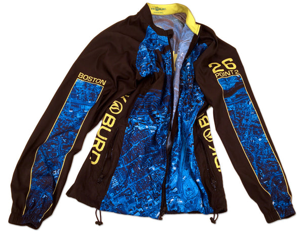 Men's Boston Windbreaker Jacket