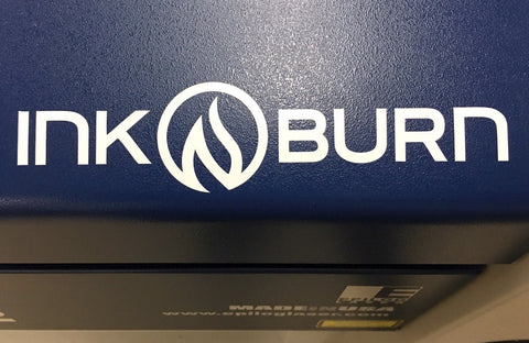 INKnBURN Decal
