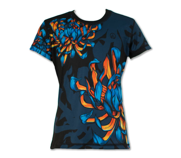 Girl's Bloom! Tech Shirt