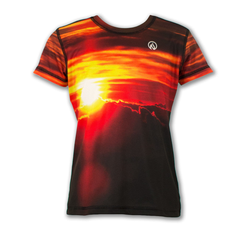 Girl's House of the Sun Tech Shirt