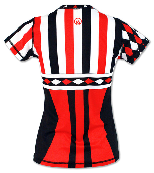 Women's Harlequin Tech Shirt