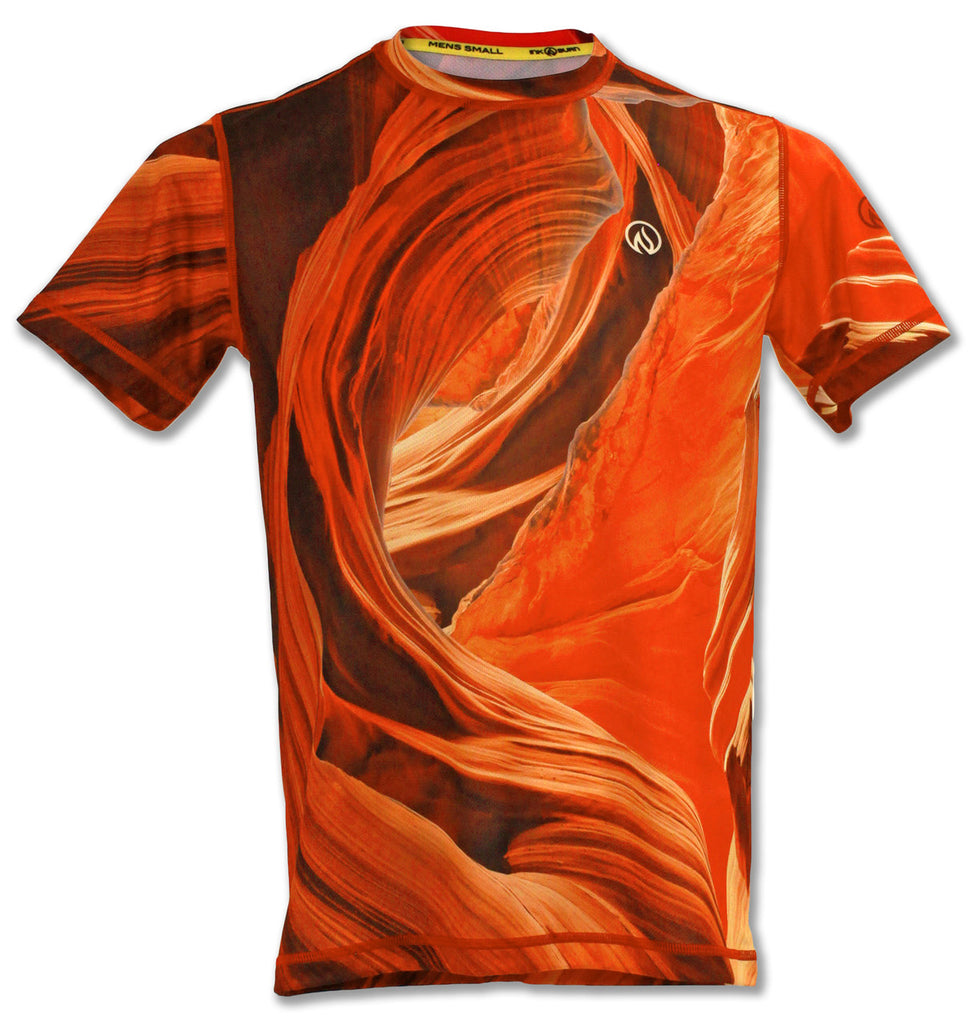 Men's Sandstone Tech Shirt