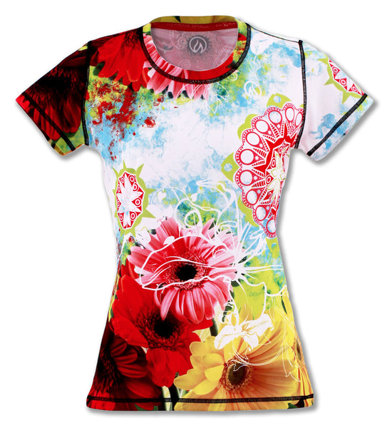 Women's Wildflower Tech Shirt