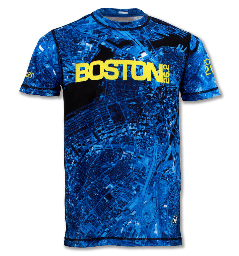 Men's 2015 Boston Tech Shirt