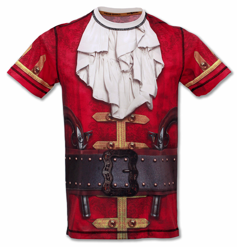 Men's Pirate Tech Shirt