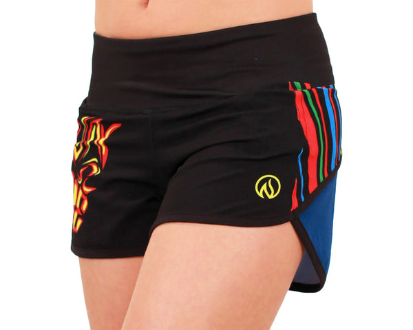 Women's Run or Die Shorts